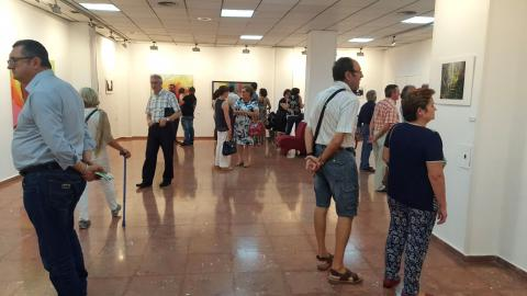 """Inauguración de la exposición """"Alteraciones"""""""