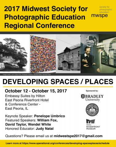 Cartel. Developing Spaces/Places