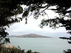 """CA #18"", Alcatraz, San Francisco (USA), impresión digital, 33,3 x 50 cm, 2014"