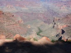 """""""AZ #7"""", El Gran Cañón, Arizona (USA), impresión digital, 33,3 x 50 cm, 2013"""