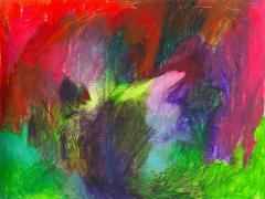 """""""#15"""", serie """"Memorias I"""", ceras sobre papel, 17 x 21,5 cm, 2005"""