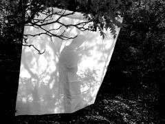 """""""#19"""", serie """"Blanco y negro"""", impresión digital, 2007"""